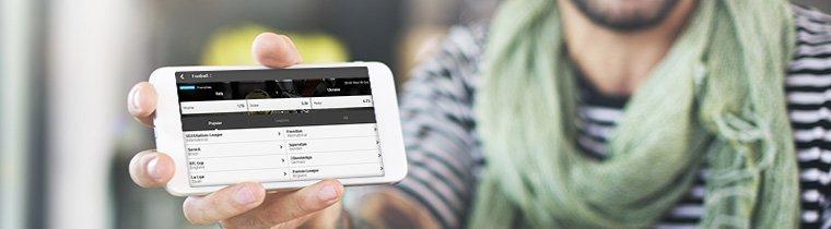bookmaker app