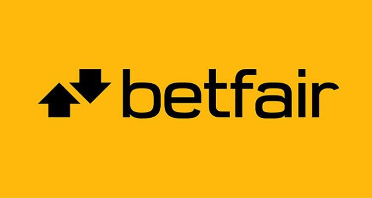 Betfair app and website
