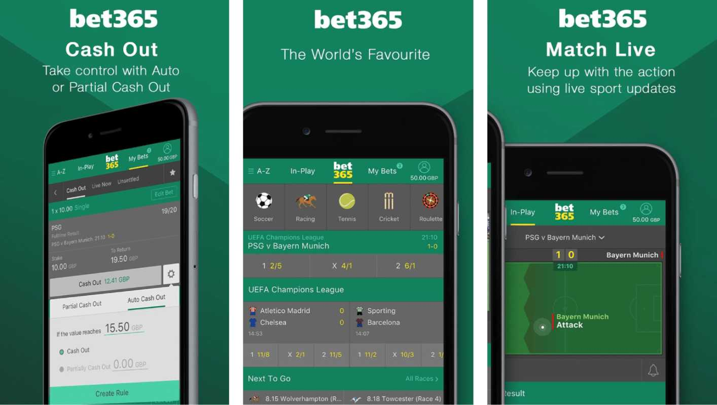 Bet365 Mobile Sports Betting For Players